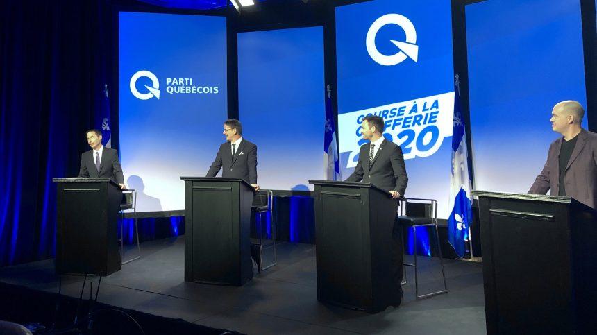 Débat à la chefferie du PQ: faut-il un chef élu à l'Assemblée nationale?