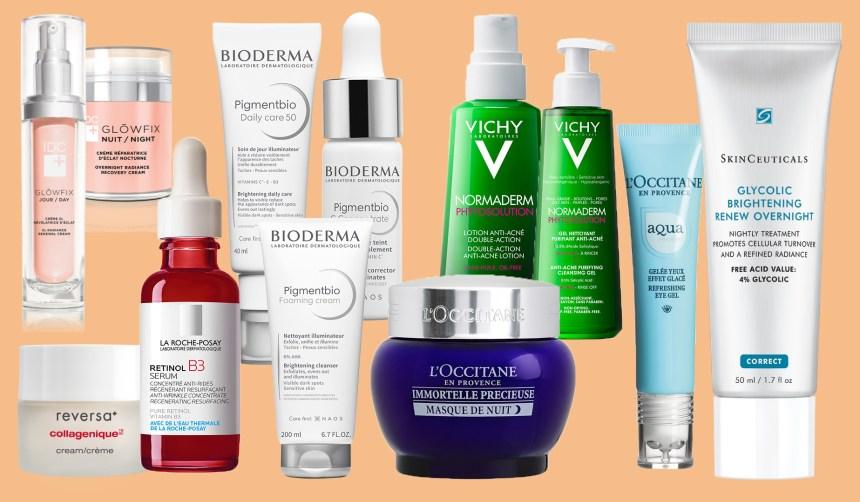 Les meilleures innovations cosmétiques de l'automne