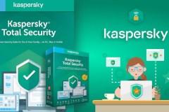 Protégez tous vos appareils des virus avec Kaspersky Total Security