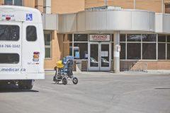 L'urgence de l'Hôpital général du Lakeshore déborde, manif de la FIQ
