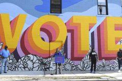 Onze gouverneurs démocrates jurent que tous les votes seront pris en compte