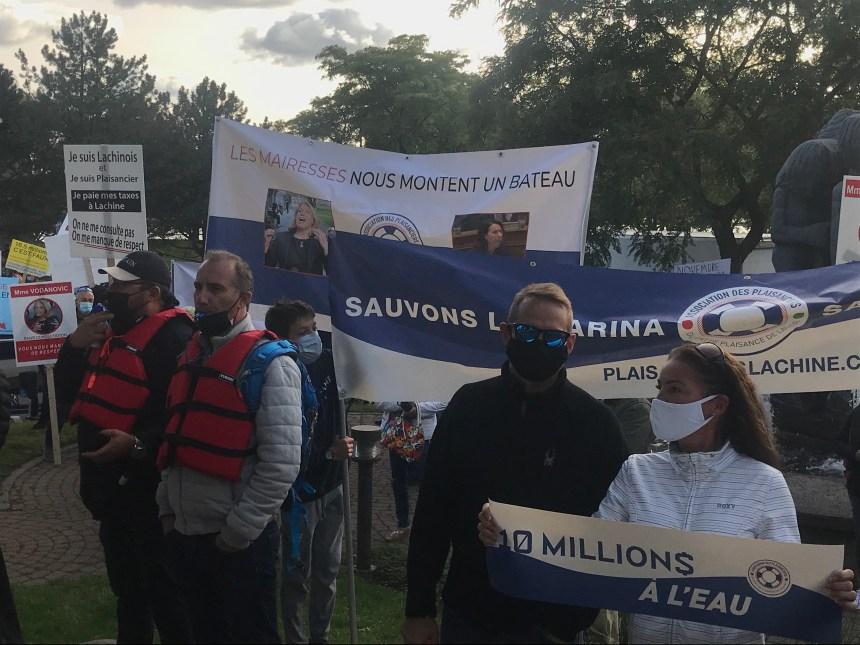 Marina de Lachine: fin des activités en novembre