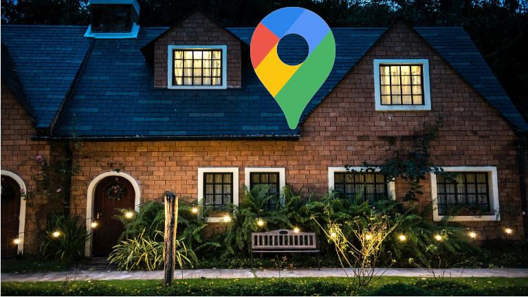 Comment masquer maison Google Maps Street View