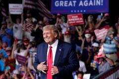 Trump et Biden mènent des campagnes très différentes en temps de pandémie