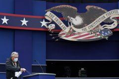 Cinq éléments à surveiller pendant le débat entre MM. Trump et Biden