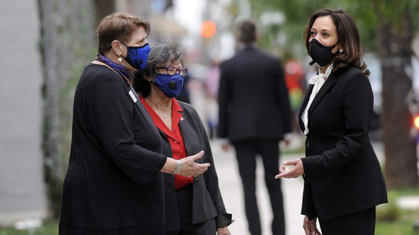 La querelle de la Cour suprême rehaussera la visibilité de Kamala Harris
