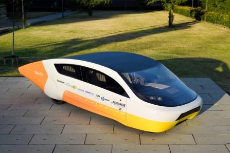 Le futur des véhicules électriques est ici