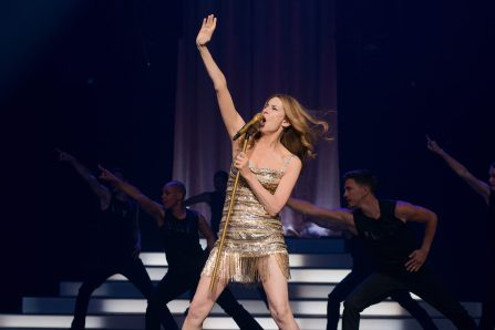 «Aline», le film inspiré de la vie de Céline Dion, sortira en novembre