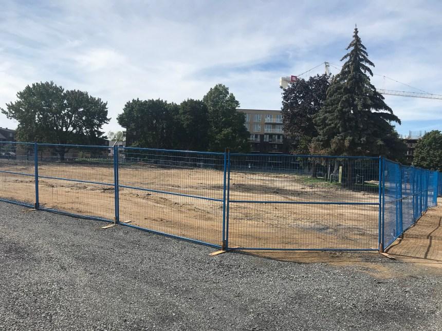 Collège Sainte-Anne: renaître de ses cendres
