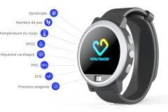 Une montre intelligente québécoise pour détecter les symptômes de  la COVID-19