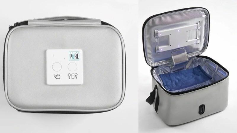 StériPüre sac stérilisation microbes germes Covid-19