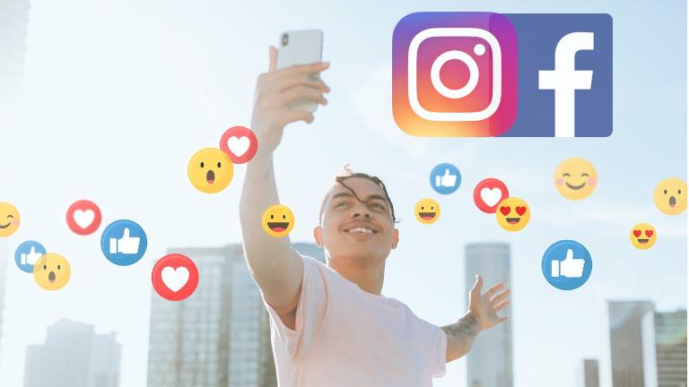 Stories Instagram visible dans Facebook