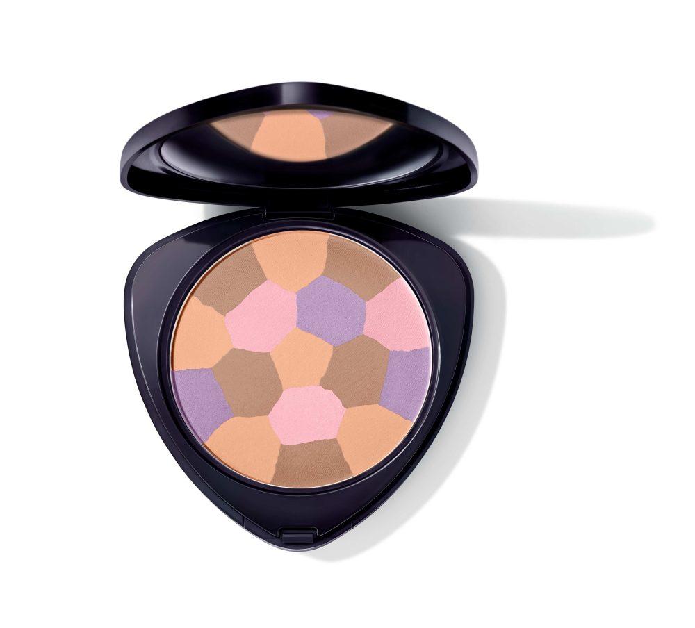 Compact de poudre correctrice - maquillage