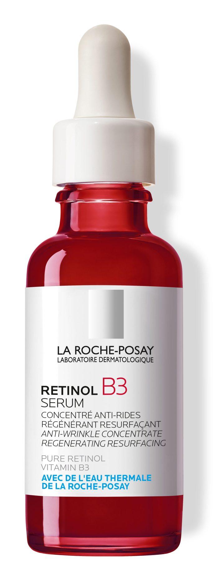 Bouteille de sérum La Roche-Posay