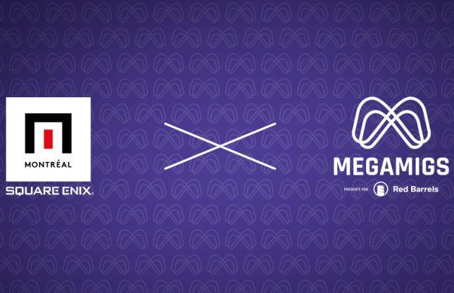 Square Enix Montréal devient le Premier Partenaire mobile du MEGAMIGS 2020
