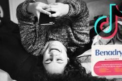 Défi Benadryl sur Tik Tok: un phénomène inquiétant après la mort d'une ado