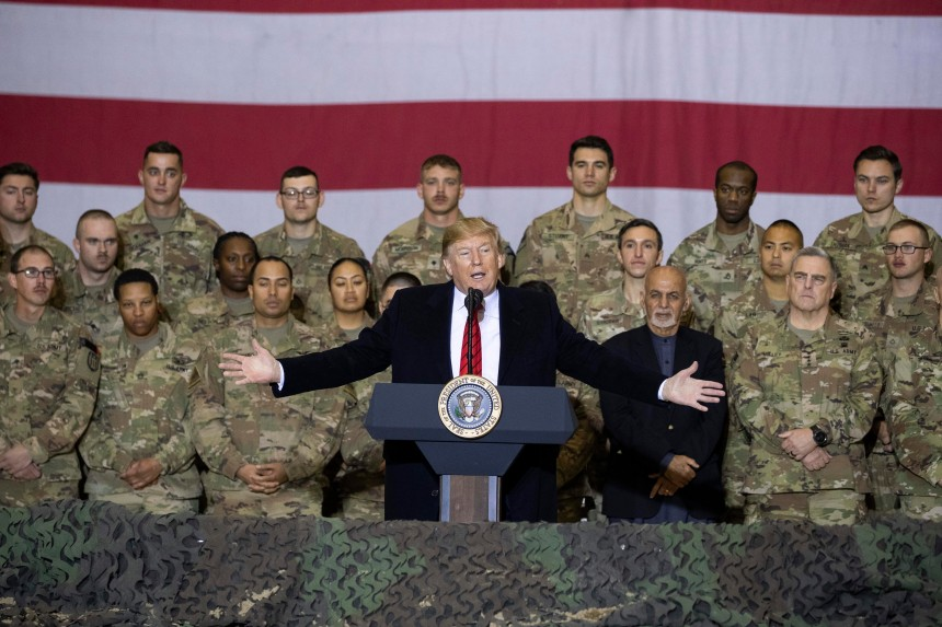 Le scrutin présidentiel aura un important impact sur les troupes américaines