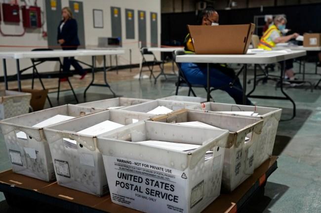 Les exigences du vote par correspondance plus compliquées dans certains États