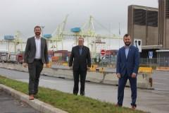 Port de Montréal: Le Bloc québécois propose des mesures pour l'électrification des camions