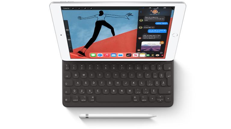 Apple iPad Air 4e gen iPad 8e gen Apple Pencil Clavier