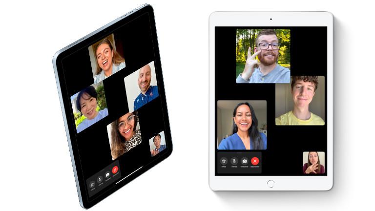iPad Air 4e gen iPad 8e gen