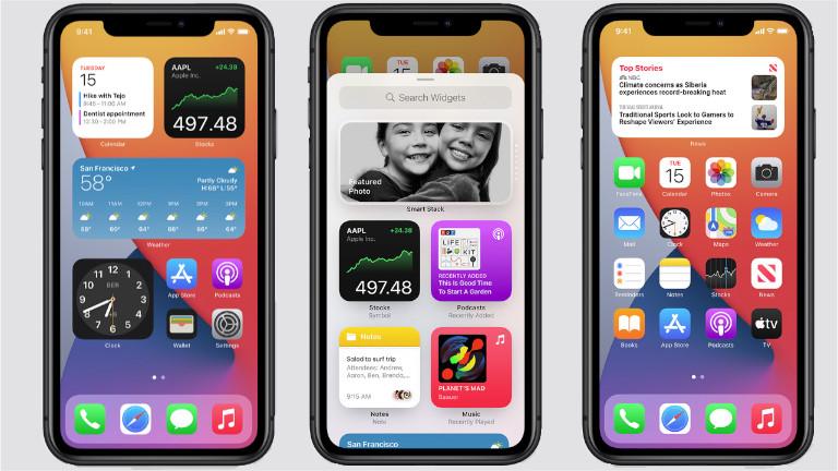 iPhone Widget iOS 14