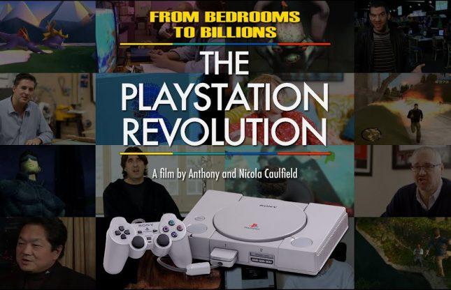 From Bedrooms to Billions The PlayStation Revolution ou l'art de faire un bon documentaire sur le jeu vidéo