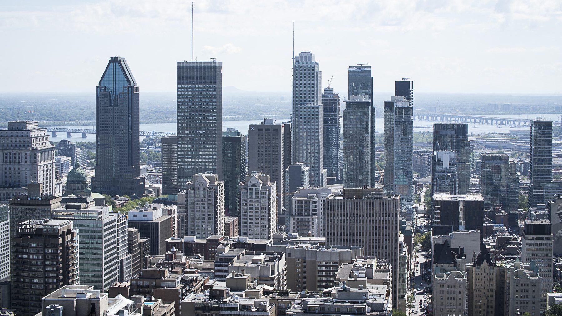 Rencontre à Montréal