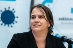 COVID-19: «Le vaccin n'est pas magique», prévient Mylène Drouin