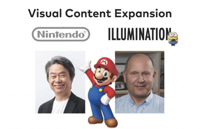 Un film Super Mario pour 2022 avec Miyamoto en co-producteur