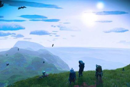 No Man's Sky: Origins est là et c'est gigantesque