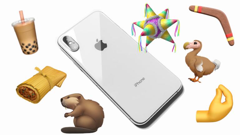 iOS 14.2 iPhone 100 nouveaux emojis Apple