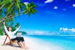 Sunwing vous propose d'aller faire votre télétravail dans le Sud!