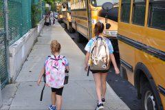 Opérations sécurité: circulation fluide pour la rentrée scolaire
