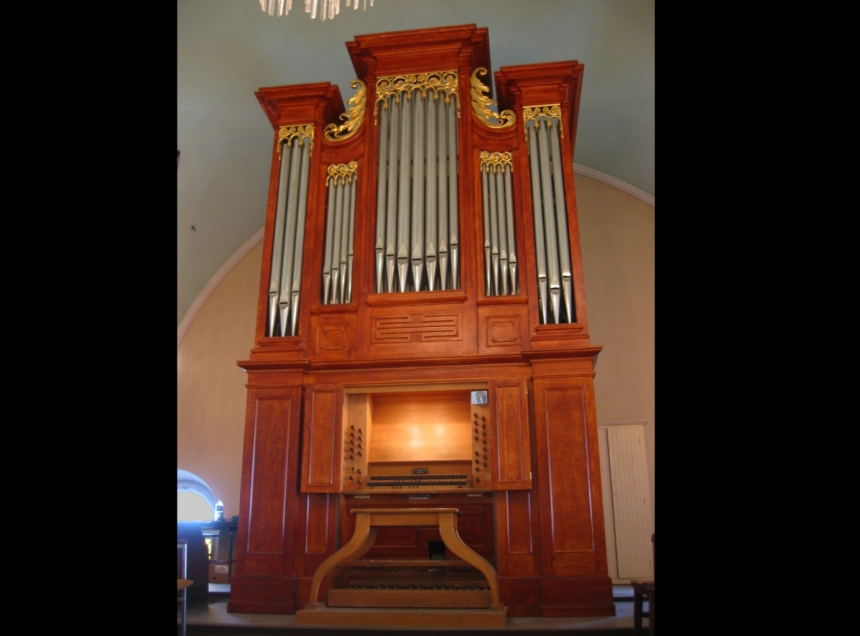 L'orgue de la Visitation réduit au silence pour les messes dominicales