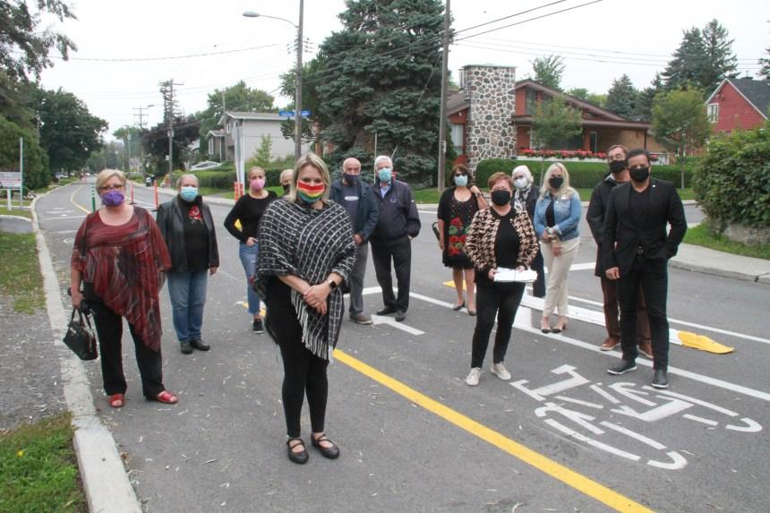 À Montréal-Nord, les facteurs craignent le boulevard Gouin