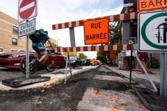 La Ville de Montréal se dote d'une charte des chantiers