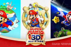 Critique – Super Mario 3D All-Stars