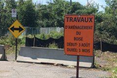 Le réseau cyclable s'agrandit à Rivière-des-Prairies
