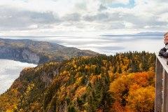 50 défis à réaliser lors de votre visite en Gaspésie cet automne