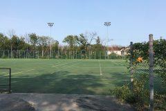 Réaménagement du terrain de soccer du parc René-Masson