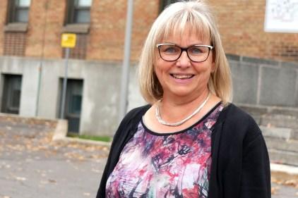 Anne Maheu, pharmacienne dans un Groupe de médecine familiale