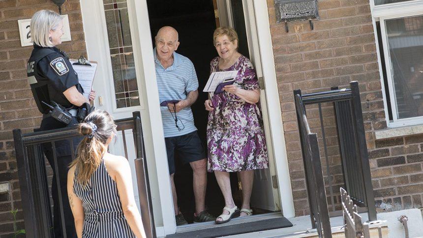Combattre l'isolement des aînés à Montréal