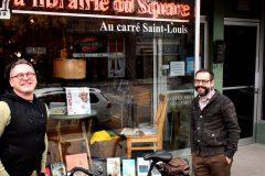 La littérature livrée à votre porte par Alain Labonté