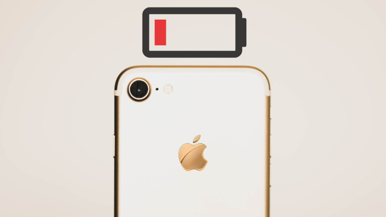 iPhone iOS 14 problème batterie