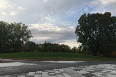 Un élu dit non au futur chalet du parc Armand-Bombardier