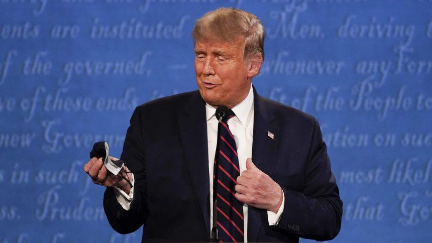 COVID-19: voici ce qui attend Donald Trump dans les prochains jours