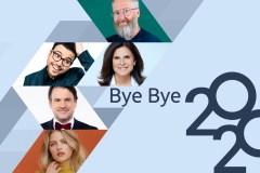François Bellefeuille et Sarah-Jeanne Labrosse se joignent au «Bye Bye 2020»
