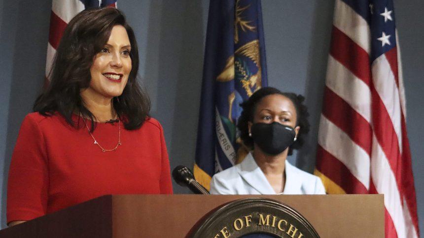 Les autorités déjouent un complot visant à enlever la gouverneure du Michigan