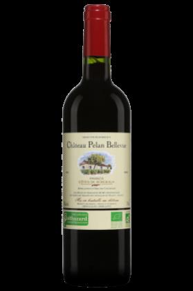 Château Pelan Bellevue Francs Côtes de Bordeaux 2016